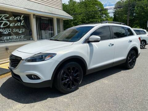 2014 Mazda CX-9 for sale at Real Deal Auto Sales in Auburn ME