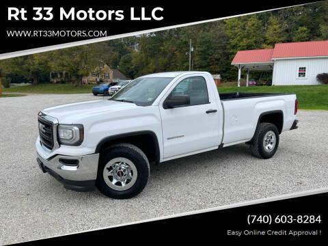 2016 GMC Sierra 1500 for sale at Rt 33 Motors LLC in Rockbridge OH