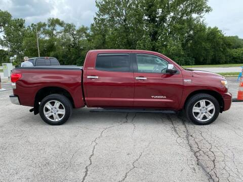 2007 Toyota Tundra for sale at Ramsey Motors in Riverside MO