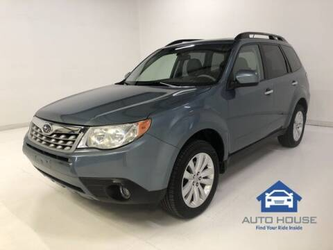 2012 Subaru Forester for sale at AUTO HOUSE PHOENIX in Peoria AZ