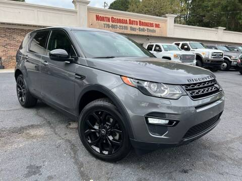 2016 Land Rover Discovery Sport for sale at North Georgia Auto Brokers in Snellville GA