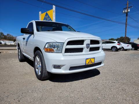 2012 RAM Ram Pickup 1500 for sale at Auto Depot in Carson City NV