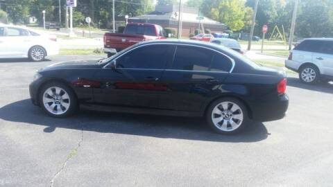2008 BMW 3 Series for sale at VINE STREET MOTOR CO in Urbana IL