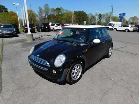 2003 MINI Cooper for sale at Paniagua Auto Mall in Dalton GA
