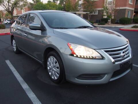 2013 Nissan Sentra for sale at Best Auto Buy in Las Vegas NV