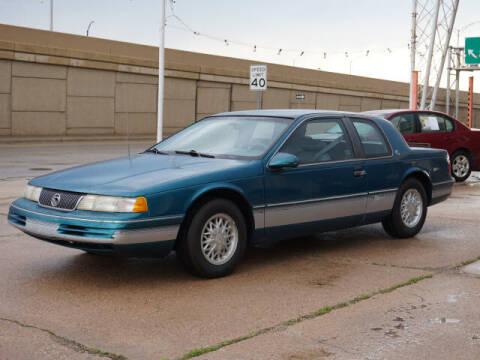 1993 Mercury Cougar for sale at Dave Johnson Sales in Wichita KS