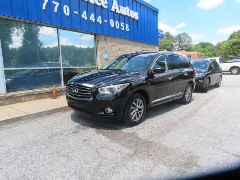 2014 Infiniti QX60 for sale at 1st Choice Autos in Smyrna GA