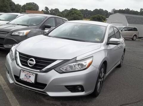 2017 Nissan Altima for sale at Gilliam Motors Inc in Dillwyn VA