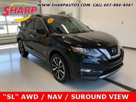 2019 Nissan Rogue for sale at Sharp Automotive in Watertown SD
