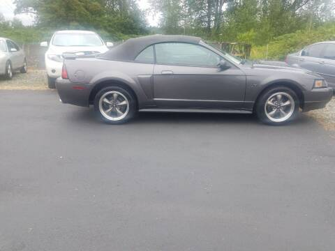 2003 Ford Mustang for sale at Bonney Lake Used Cars in Puyallup WA