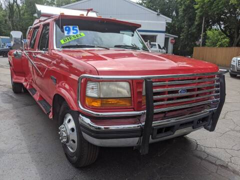 1995 Ford F-350 for sale at GREAT DEALS ON WHEELS in Michigan City IN