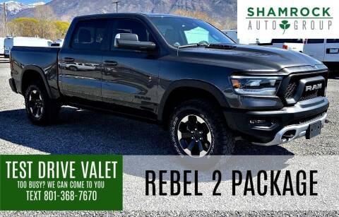 2020 RAM Ram Pickup 1500 for sale at Shamrock Group LLC #1 in Pleasant Grove UT
