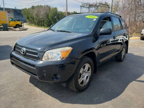 2008 Toyota RAV4 for sale at Real Deal Auto Sales in Manchester NH