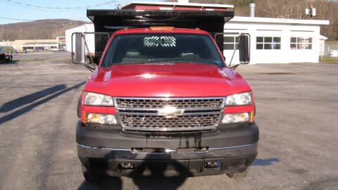 2005 Chevrolet Silverado 3500 for sale at SHIRN'S in Williamsport PA