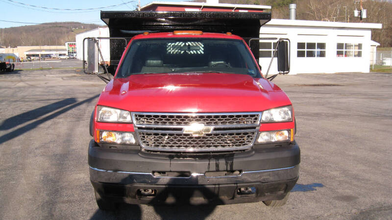 2005 Chevrolet Silverado 3500 for sale at SHIRN'S in Williamsport PA