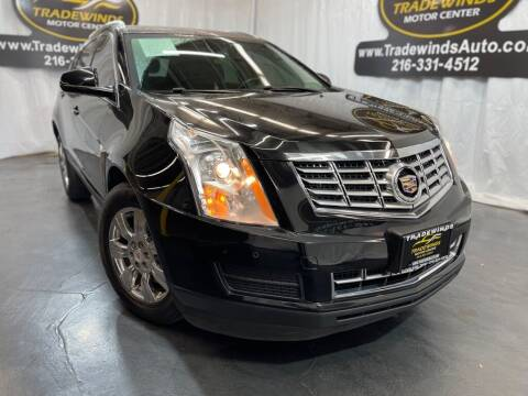 2016 Cadillac SRX for sale at TRADEWINDS MOTOR CENTER LLC in Cleveland OH