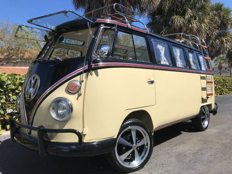 1975 Volkswagen Vanagon for sale at DS Motors in Boca Raton FL
