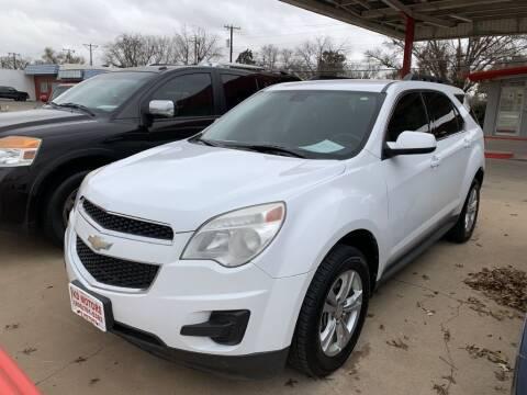 2011 Chevrolet Equinox for sale at KD Motors in Lubbock TX