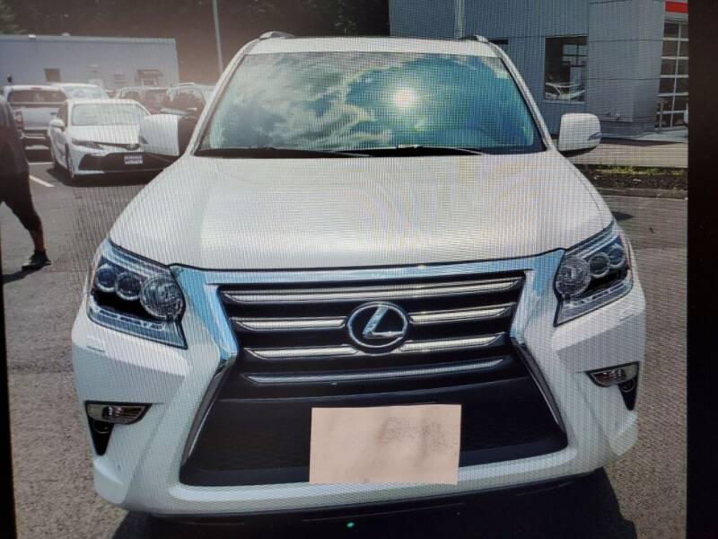2016 Lexus GX 460 for sale at OFIER AUTO SALES in Freeport NY