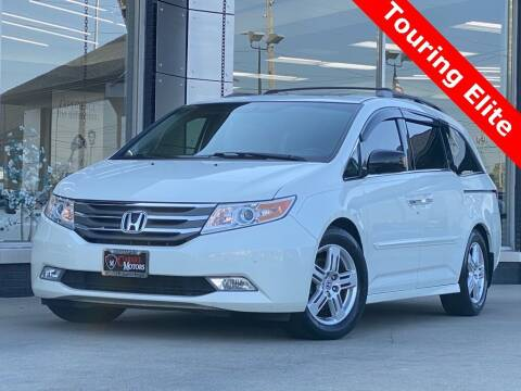 2013 Honda Odyssey for sale at Carmel Motors in Indianapolis IN