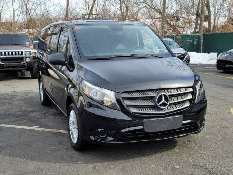 2018 Mercedes-Benz Metris for sale at AW Auto & Truck Wholesalers  Inc. in Hasbrouck Heights NJ