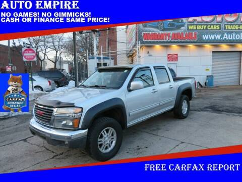 2011 GMC Canyon for sale at Auto Empire in Brooklyn NY