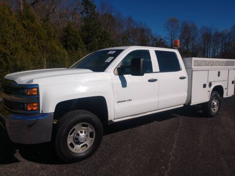 2015 Chevrolet Silverado 2500HD for sale at CARS PLUS in Fayetteville TN
