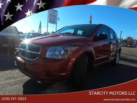 2007 Dodge Caliber for sale at StarCity Motors LLC in Garden City ID