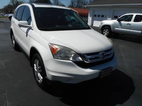 2010 Honda CR-V for sale at Morelock Motors INC in Maryville TN