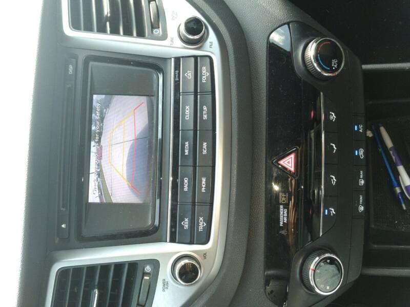 2016 Hyundai Tucson SE 4dr SUV - Mckinney TX