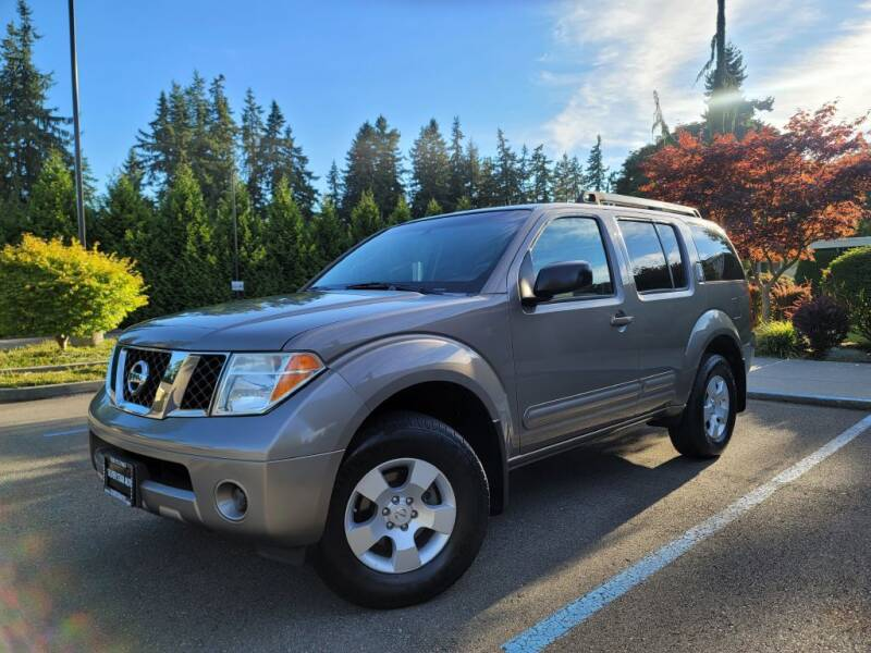 2007 Nissan Pathfinder for sale at Silver Star Auto in Lynnwood WA