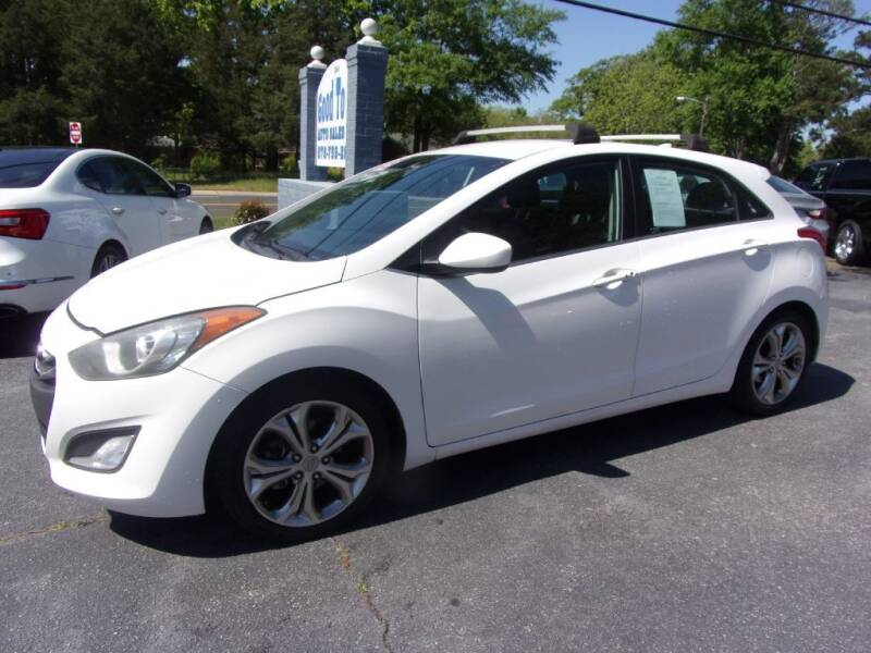 2013 Hyundai Elantra GT for sale at Good To Go Auto Sales in Mcdonough GA