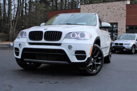 2012 BMW X5 for sale at Atlanta Unique Auto Sales in Norcross GA