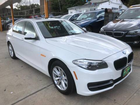 2014 BMW 5 Series for sale at Sylhet Motors in Jamaica NY