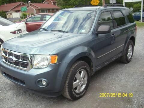 2011 Ford Escape for sale at Motors 46 in Belvidere NJ