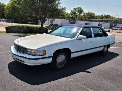 1996 Cadillac DeVille for sale at Image Auto Sales in Dallas TX