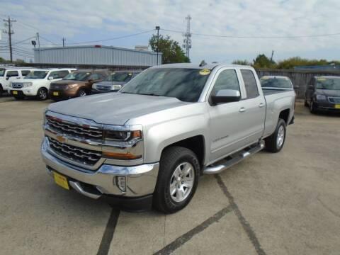 2018 Chevrolet Silverado 1500 for sale at BAS MOTORS in Houston TX