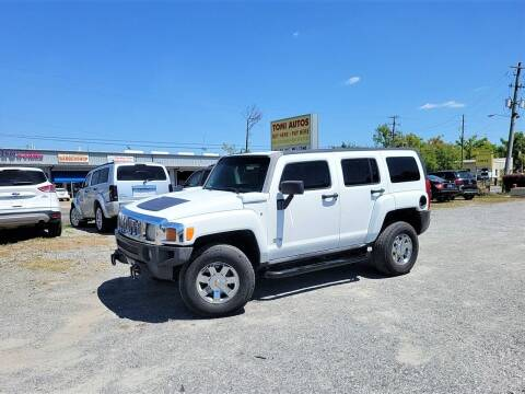 2007 HUMMER H3 for sale at TOMI AUTOS, LLC in Panama City FL