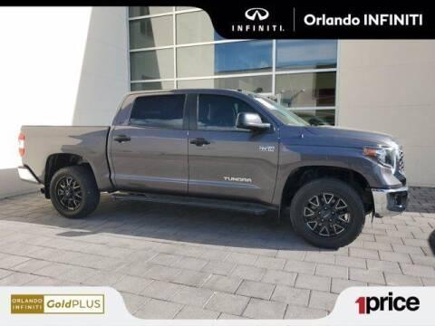 2019 Toyota Tundra for sale at Orlando Infiniti in Orlando FL