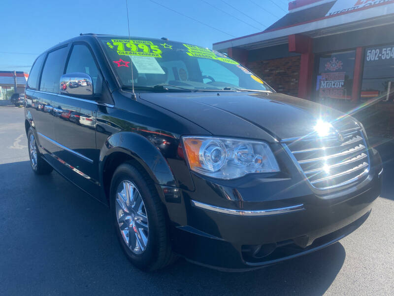 2008 Chrysler Town and Country for sale at Premium Motors in Louisville KY