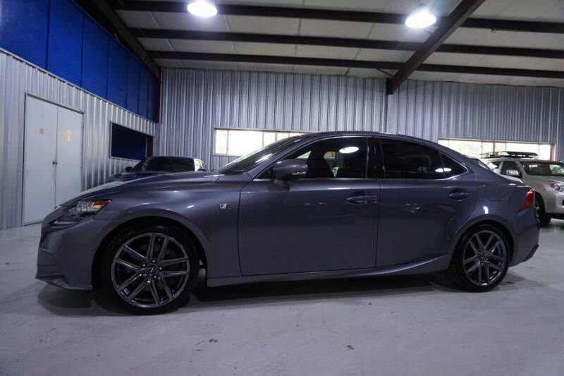 2016 Lexus IS 300 for sale at SOUTHWEST AUTO CENTER INC in Houston TX