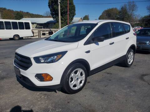 2018 Ford Escape for sale at MCMANUS AUTO SALES in Knoxville TN
