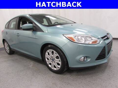 2012 Ford Focus for sale at MATTHEWS HARGREAVES CHEVROLET in Royal Oak MI