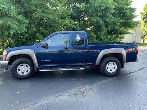 2004 Chevrolet Colorado for sale at Clarks Auto Sales in Connersville IN