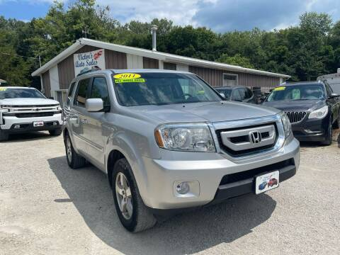 2011 Honda Pilot for sale at Victor's Auto Sales Inc. in Indianola IA