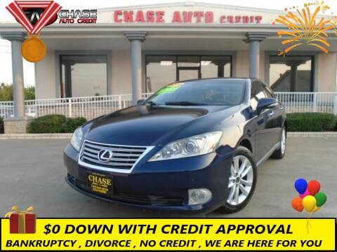 2012 Lexus ES 350 for sale at Chase Auto Credit in Oklahoma City OK