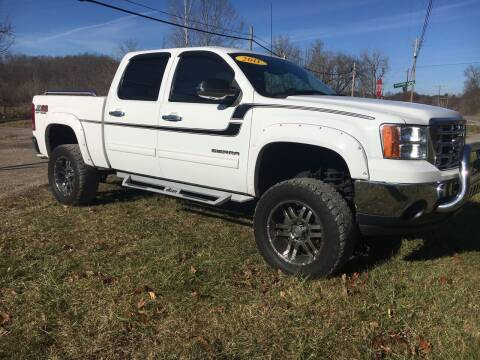 2011 GMC Sierra 1500 for sale at DONS AUTO CENTER in Caldwell OH