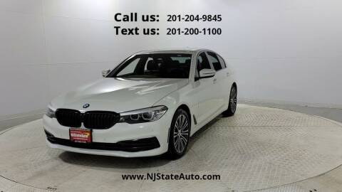 2020 BMW 5 Series for sale at NJ State Auto Used Cars in Jersey City NJ