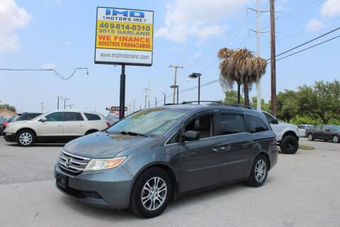 2011 Honda Odyssey for sale at Flash Auto Sales in Garland TX