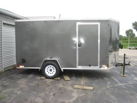 2020 UNITED 6FT X 12 FT for sale at G T AUTO PLAZA Inc in Pearl City IL